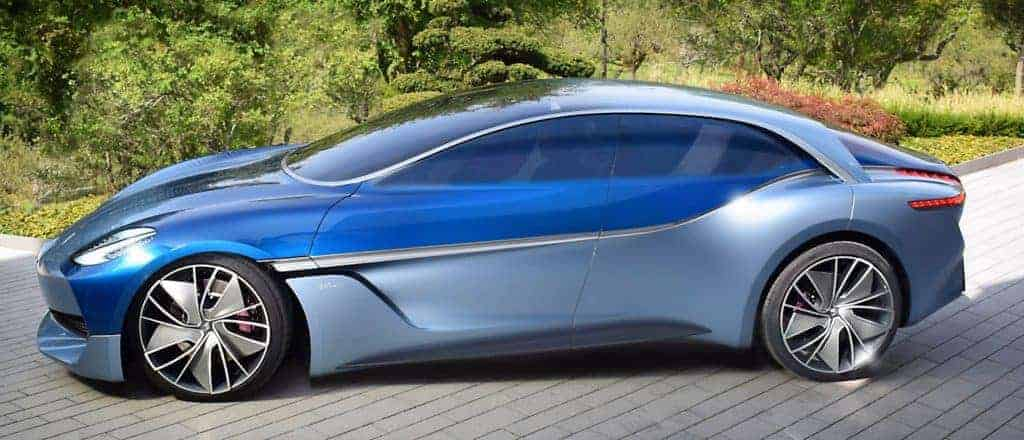 Borgward Isabella Coupe concept