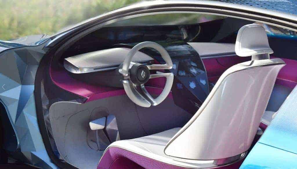 Borgward Isabella Coupe Concept Interior